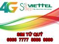 Số Đẹp Viettel - Sim Tứ Quý